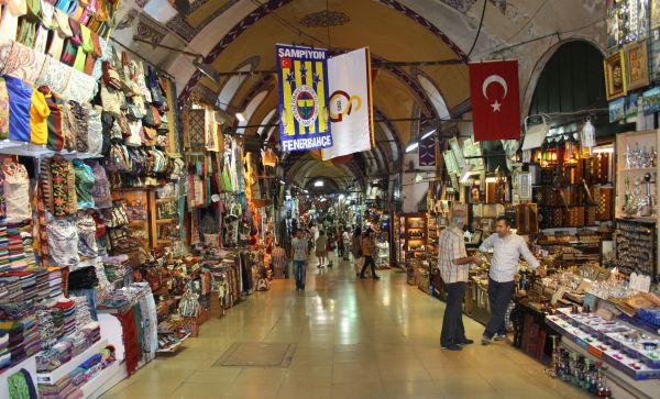 Kapalı Çarşı - der große Basar