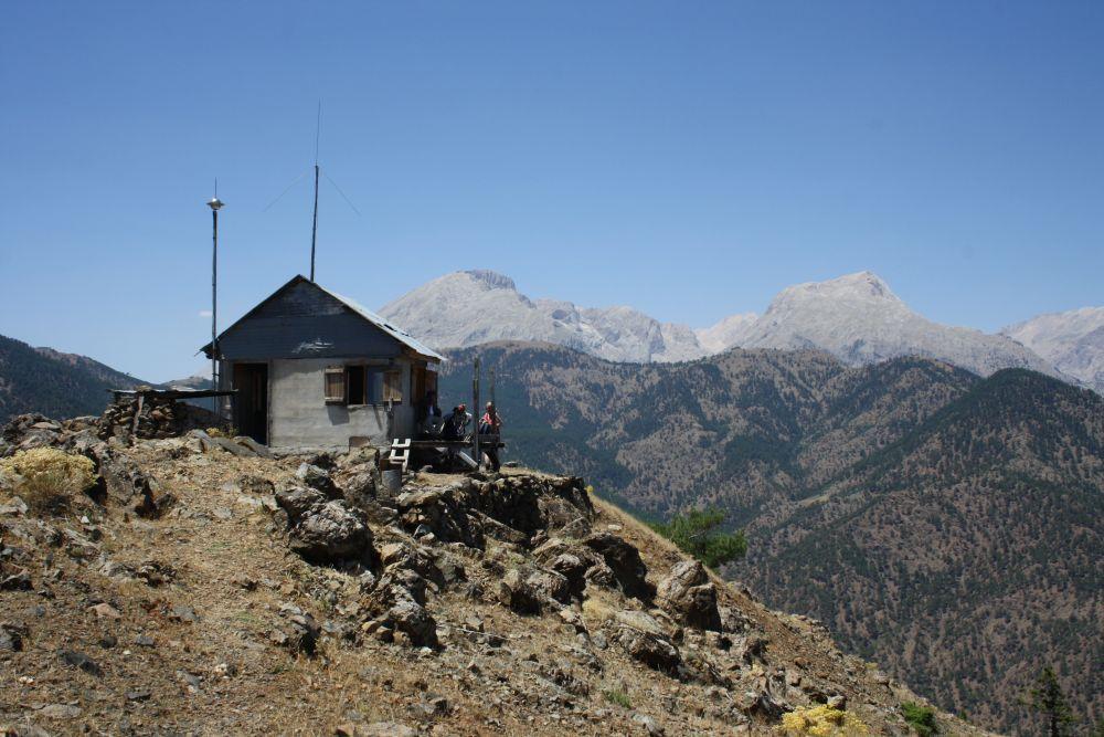 Ikizin Tepe-Gipfel (1450 m)