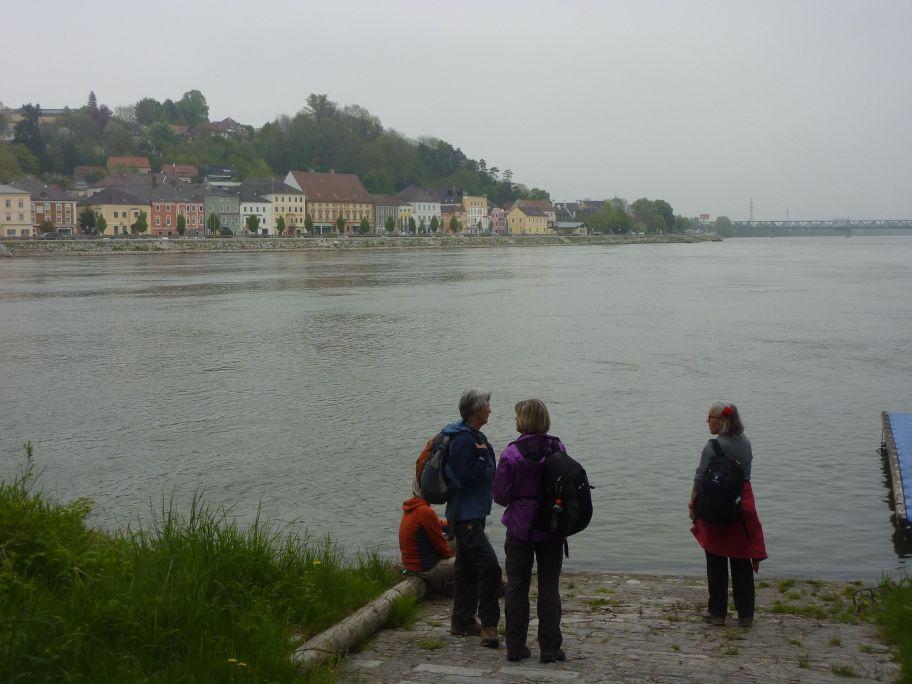 Donausteig Anne keine Fähre