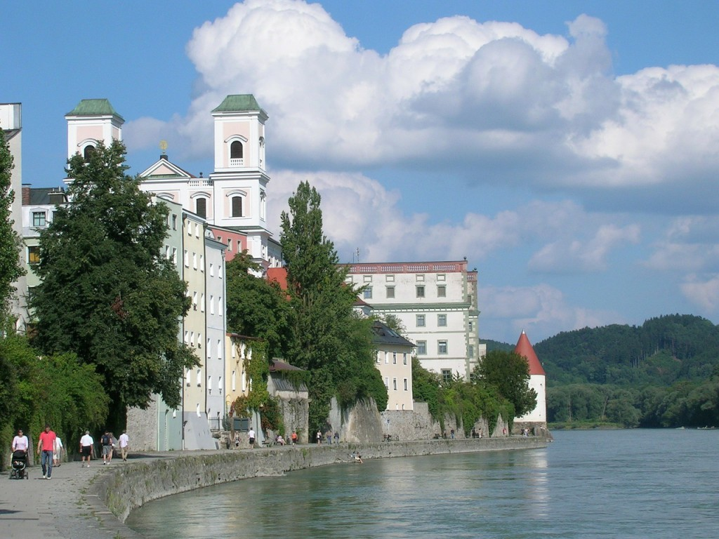 Donausteig Passau